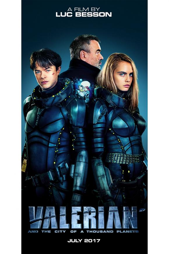 Valerian And The City Of A Thousand Planets 2017 Ncc